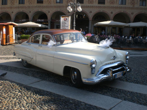 olds mobile per matrimoni